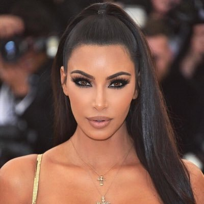 Kim Kardashian West's Twitter Profile Picture