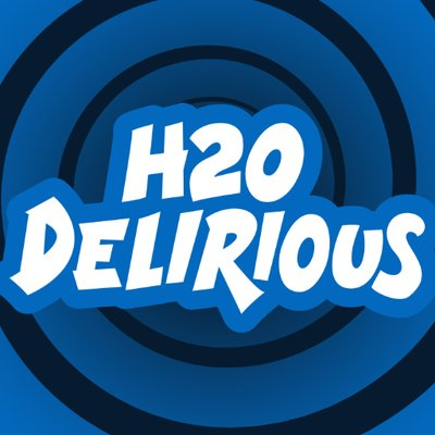 H20Delirious logo