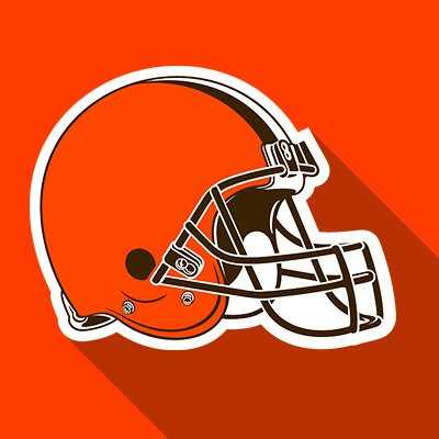 Cleveland Browns's Twitter Profile Picture
