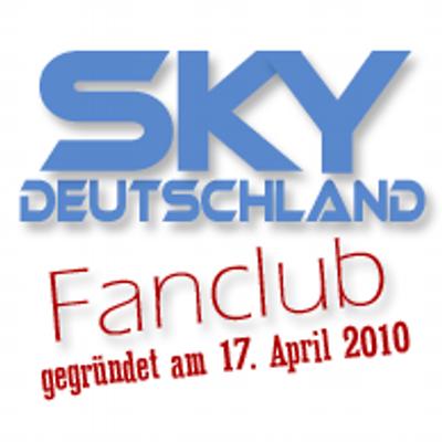 sky Deutschl.Fanclub