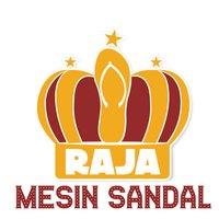 @RAJAMesinSandal