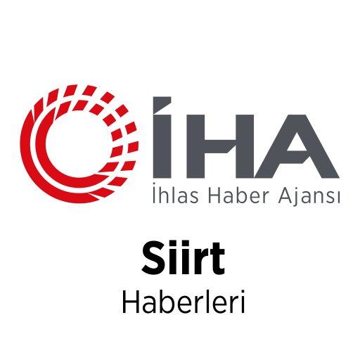 İHA Siirt  Twitter Hesabı Profil Fotoğrafı