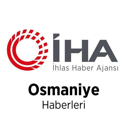 İHA Osmaniye  Twitter Hesabı Profil Fotoğrafı