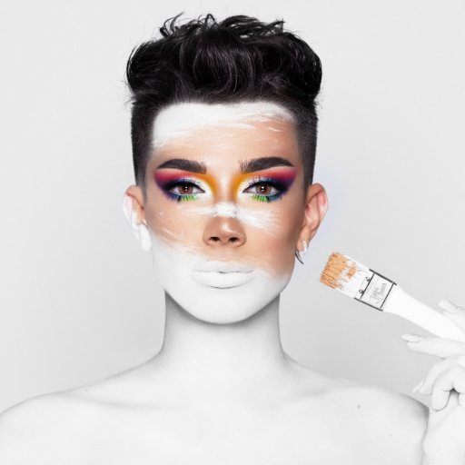 James Charles's Twitter Profile Picture