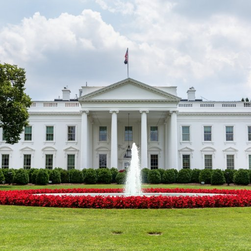 The White House's Twitter Profile Picture