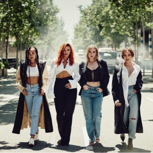 Little Mix's Twitter Profile Picture