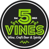 5 Vines Wine Craft Beer & Spirits