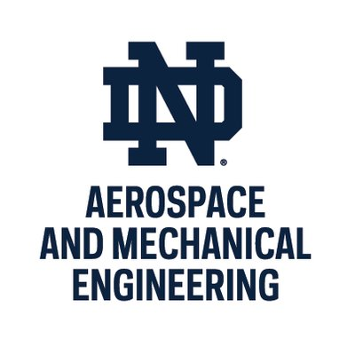 Aerospace and Mechanical Engineering at Notre Dame