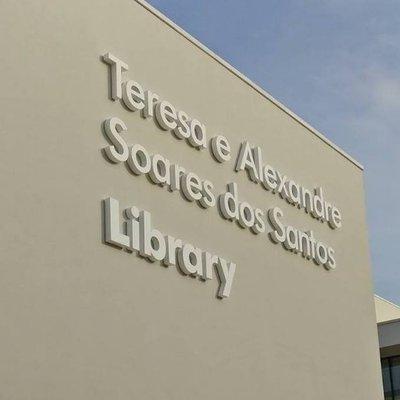 Teresa e Alexandre Soares dos Santos Library