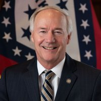 Arkansas Governor Gov. Asa Hutchinson