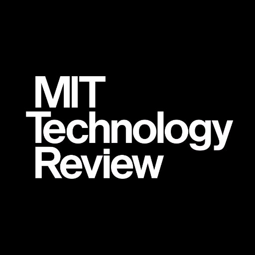 MIT Technology Review's Twitter Profile Picture