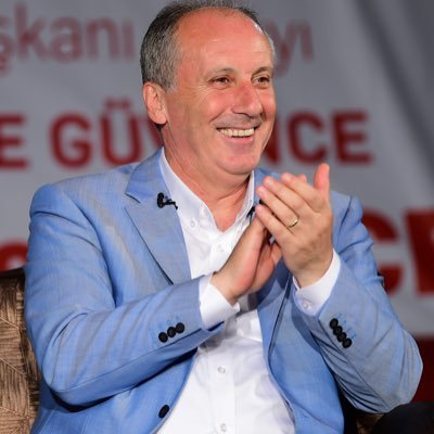 Muharrem İNCE's Twitter Profile Picture