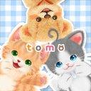 「トモ」シリーズ公式(ネコ・トモ スマイルましまし発売&アプデします!11月19日です)