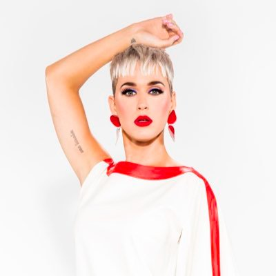 KATY PERRY's Twitter Profile Picture
