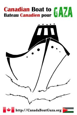 Canada Boat to Gaza Social Profile
