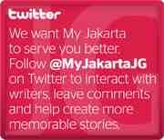 My Jakarta Social Profile