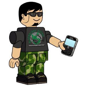 BlackBerryRocks.com Social Profile