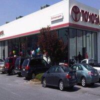 Antwerpen Toyota | Social Profile