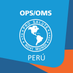 OPS/OMS Perú's Twitter Profile Picture
