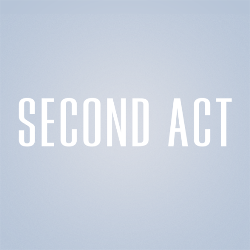 Second Act's Twitter Profile Picture