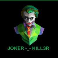 @Kill3rJoker