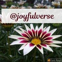 @joyfulverse