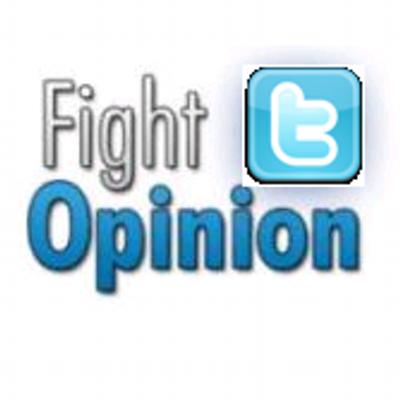 FightOpinion | Social Profile