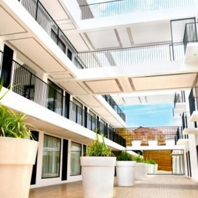 Tides Hotel Boracay | Social Profile