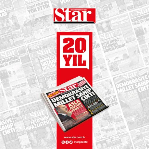 Star Gazetesi 🇹🇷  Twitter Hesabı Profil Fotoğrafı