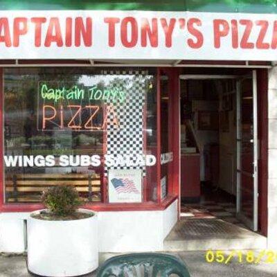 Captain Tony's Pizza