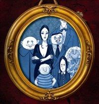 The Addams Family Social Profile