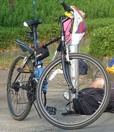 Q☆@24時間テレビマラソン自転車追跡班 Social Profile