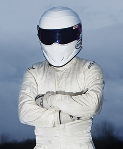 The Stig Social Profile
