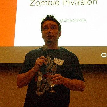 Chris Vieville   Social Profile