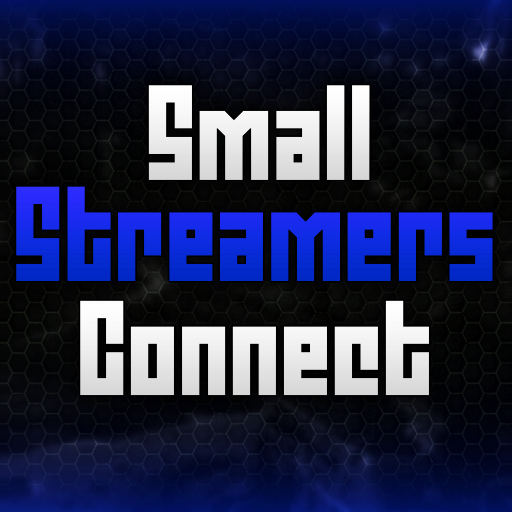 #SmallStreamersConnect RT