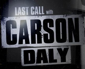 LastCall CarsonDaly Social Profile