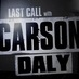 LastCall CarsonDaly's Twitter Profile Picture