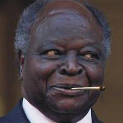 Mzee Mwai Kibaki   Social Profile
