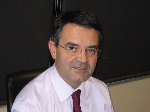 Miguel A. Ariño Social Profile