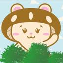 森のくまっしゅ(福井県おおい町「きのこの森」公式キャラクター)