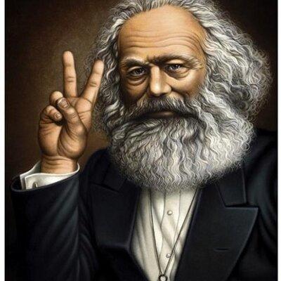 Karl Marx   Social Profile