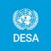UN DESA's Twitter Profile Picture