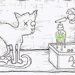 Космический кот Шредингера (@schspacecat)