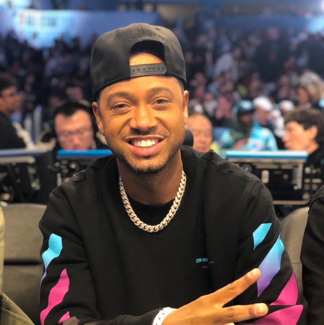 Terrence J's Twitter Profile Picture