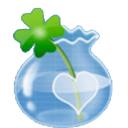 花びんに水を☘