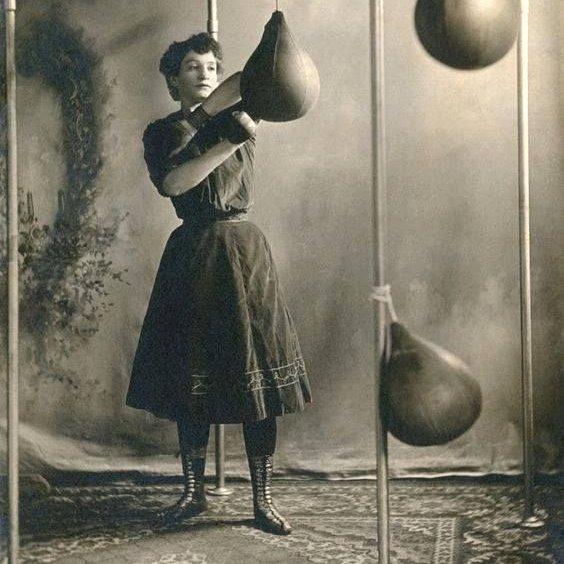 Patient Safety Suffragette