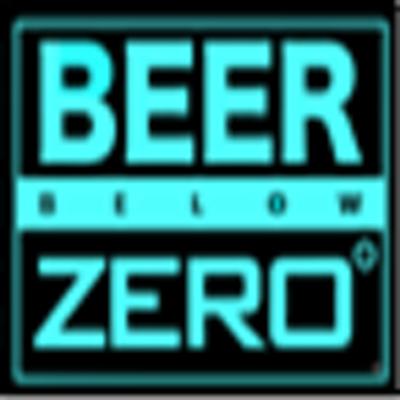 Beer Below Zero