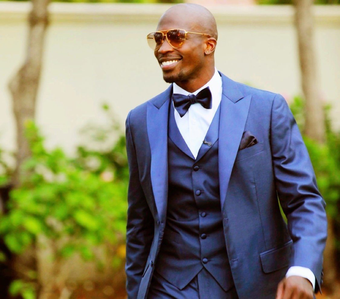 Chad Johnson's Twitter Profile Picture