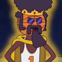 'Ndres Benjamin Adams   The NBA Player Pod God