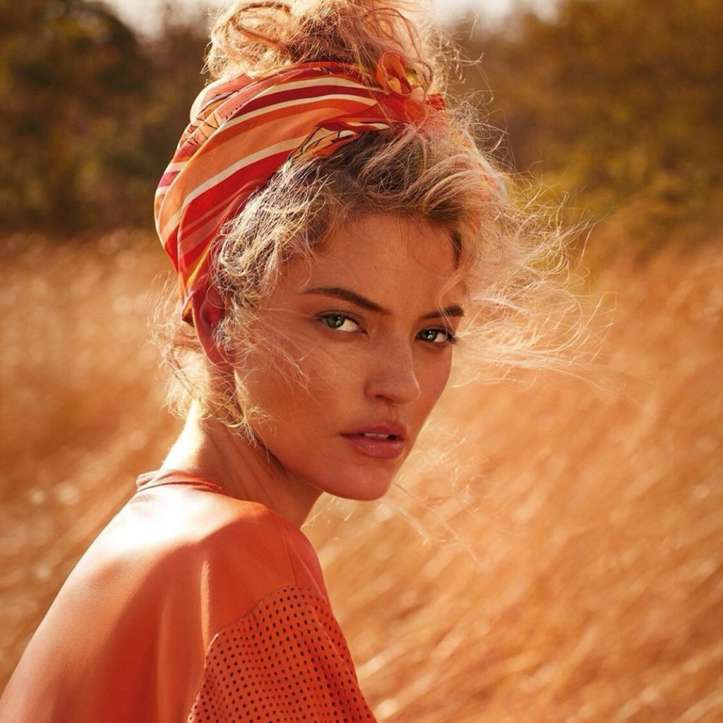 Martha Hunt's Twitter Profile Picture